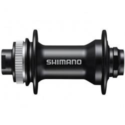 náboj Shimano Alivio HB-MT400 přední 36d E-Thru černý original balení