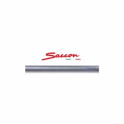 bowden brzdový 5mm 2P 10m Saccon stříbrný role