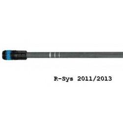 MAVIC KIT 9 FT R-SYS SLR CLINC/TUB BLK SPK 285mm  (L12029600)
