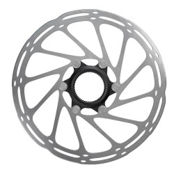 SRAM ROTOR CNTRLN CL 200MM BLACK ROUNDED