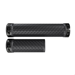 SRAM LOCKING GRIPS TWISTLOC 77/125MM BLK