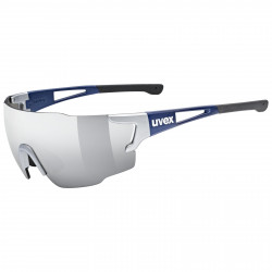 UVEX BRÝLE SPORTSTYLE 804, SILVER BLUE/MIRROR SILVER (5416)