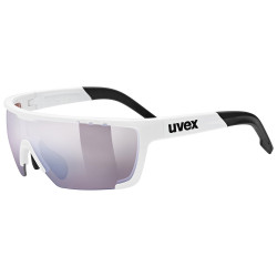 1 UVEX BRÝLE SPORTSTYLE 707 CV, WHITE/OUTDOOR (8896)