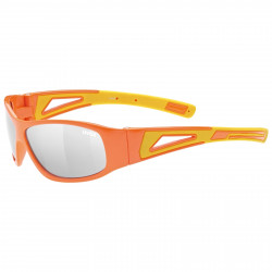 20 UVEX BRÝLE SPORTSTYLE 509 ORANGE YELLOW/SILVER (3616)
