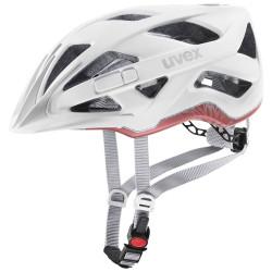 1 UVEX HELMA ACTIVE CC, WHITE MAT 52-57