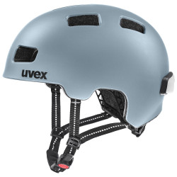 1 UVEX HELMA CITY 4, SPACEBLUE MAT 55-58