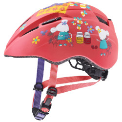 2021 UVEX HELMA KID 2 CC, CORAL MOUSE MAT (46-52)