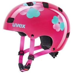 2021 UVEX HELMA KID 3, PINK FLOWER 55-58