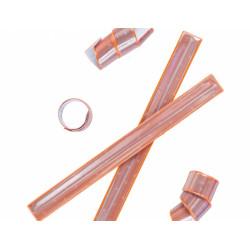 páska reflexní 3M bez potisku oranžová 32x3cm