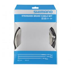 brzdový set Shimano - lanko + drobné díly + bowden