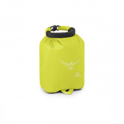 2021 OSPREY ULTRALIGHT DRY SACK 3L ELECTRIC LIME