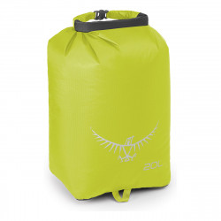 2021 OSPREY ULTRALIGHT DRY SACK 20L ELECTRIC LIME