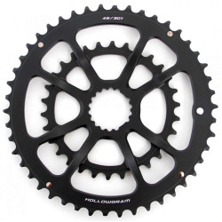 CA SPIDERING ROAD 46/30T, 8 arms (CP2319U10)