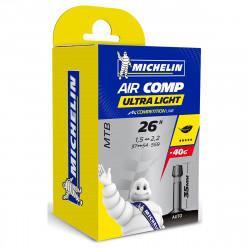 MICHELIN AIR COMP ULTRALIGHT AUTO-SV 35MM 26X1.5/2.2 125031