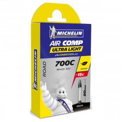 MICHELIN AIR COMP ULTRALIGHT GAL-FV 80MM 700X18/25 837288