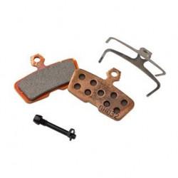 brzdové destičky SRAM sintrované/ocelové