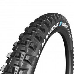 MICHELIN E-WILD FRONT E-GUM-X TS TLR KEVLAR 27,5X2.60 COMPETITION LINE 415065
