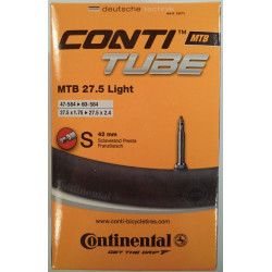 duše Continental MTB Light 27.5 (47-584/60-584) FV/42mm