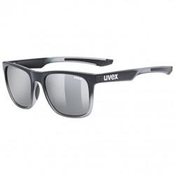 brýle UVEX LGL 42 černé transparentní