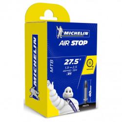 """duše MICHELIN AIR STOP 27.5""""x1.90/2.7 (48/62-584) FV/40mm"""