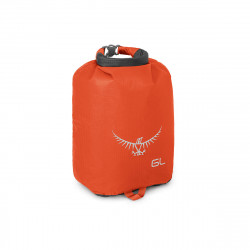 2021 OSPREY ULTRALIGHT DRY SACK 6L POPPY ORANGE