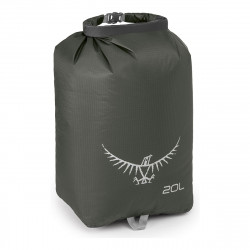 2021 OSPREY ULTRALIGHT DRY SACK 20L SHADOW GREY