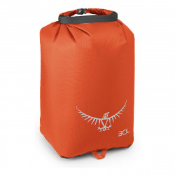 2021 OSPREY ULTRALIGHT DRY SACK 30L POPPY ORANGE