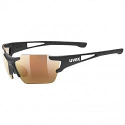 brýle UVEX Sportstyle 803 race VM CV černé