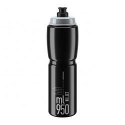lahev ELITE Jet Clear černá-šedá, 950 ml