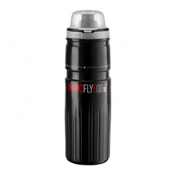 lahev ELITE NANOFLY černá s krytkou 500ml
