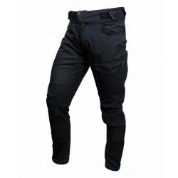 kalhoty dlouhé unisex HAVEN SINGLETRAIL LONG černé