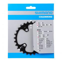 převodník 28z Shimano SLX FC-M7000 2x11 4 díry