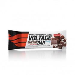 tyčinka Nutrend Voltage with caffeine hořká čokoláda 65g