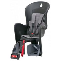 sedačka Polisport Bilby samonosná černo-tmavě šedá