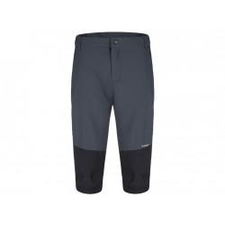 kalhoty 3/4 pánské LOAP UZOC šedo černé