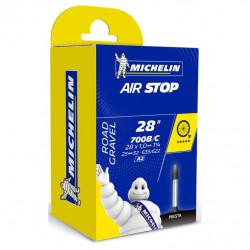 """duše MICHELIN AIR STOP 28""""x1.0/1.25 (25/32-622) FV/40mm"""