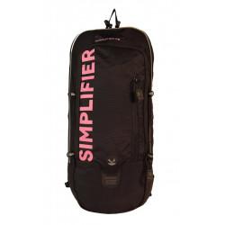 batoh HAVEN SIMPLIFIER RB 14l černo/růžový bez rezervoáru