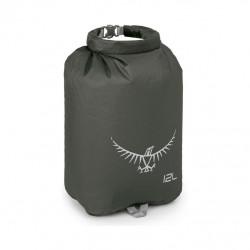vak vodácký OSPREY Ultralight Dry Sack 12l šedý