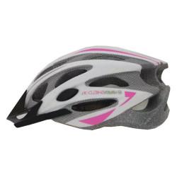 přilba HAVEN Shield-ON bílo/růžová