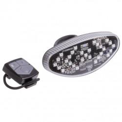 osvětlení zadní bezdrátové bezpečnostní a směrové USB
