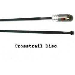 MAVIC KIT 12 DS CROSSTRAIL DISC 11 SPOKE 265mm  (L12034200)