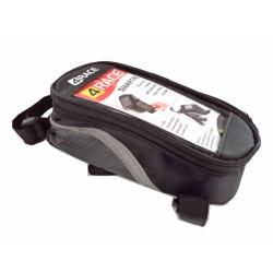 brašna 4RACE přední na mobil L černá