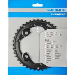 převodník 40z Shimano SLX FC-M675 2x10 4 díry