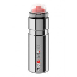 lahev ELITE Syssa 21 ´ Race stříbrná lesklá 750 ml