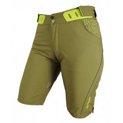 kalhoty krátké dámské HAVEN SINGLETRAIL khaki