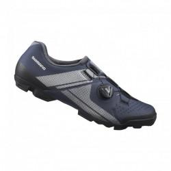 boty Shimano XC300 modré