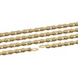 řetěz Connex 9sG 9 st. 114 článků zlatý