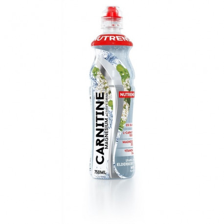 nápoj Nutrend CARNITINE MAGNESIUM ACTIVITY 750ml bez+m. exp.07/21