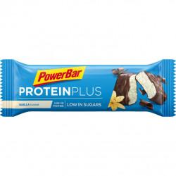 Tyčinka PowerBar PROTEIN PLUS Low Sugar vanilka 35g
