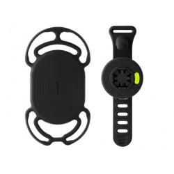 "držák na mobil BONE Bike Tie Connect Kit 4,7-7,2"" černý"